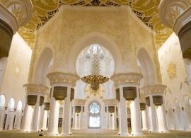 Velká páteční mešita - Abú Dhabí