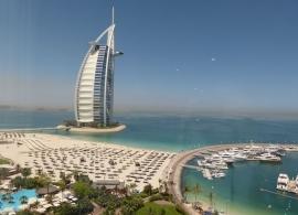 Hotel Burj al Arab - Dubaj