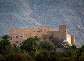 Pevnost Nakhl - Omán