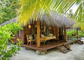 Medhufushi Island resort - plážová dvojvila