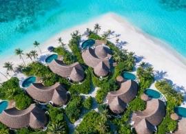 Milaidhoo - plážové vily