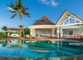 Milaidhoo - plážová rezidence