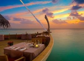 Milaidhoo - Ba'theli lounge & restaurant