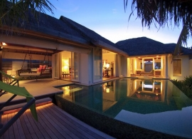 Naladhu - Oean house, Beach house