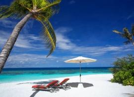 Oblu Helengeli - pláž
