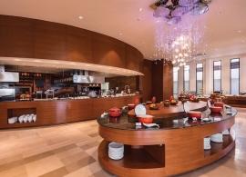 Oblu Select at Sangeli - restaurace