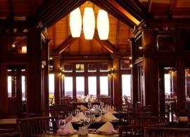 Olhuveli Beach resort - restaurace Sunset