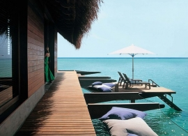 One and Only Reethi Rah - vodní vila