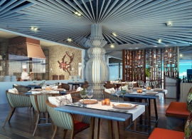 Ozen by Atmosphere at Madhoo - restaurace Traditions Ceylon