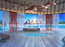 Ozen by Atmosphere at Madhoo - příjezdový pavilón
