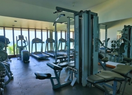 Pandanus beach resort Srí Lanka - fitness