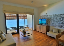 Pandanus beach resort Srí Lanka - suite