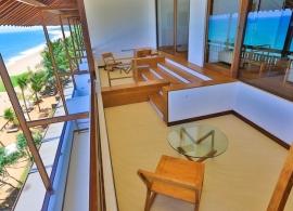 Pandanus beach resort Srí Lanka - suite