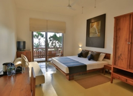 Pandanus beach resort Srí Lanka - pokoj superior