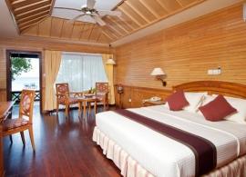 Royal island resort - pokoj