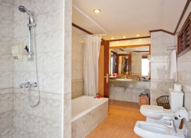 Royal island resort - koupelna