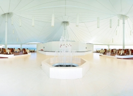 Safari island resort - restaurace Logoon