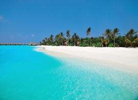 Safari island resort - pláž