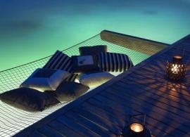 Shangri La´s Villingili Maledivy - vodní vila