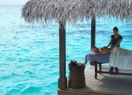 Shangri La´s Villingili Maledivy - SPA