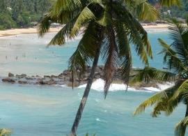 Zájezdy Srí Lanka - pláž Mirissa