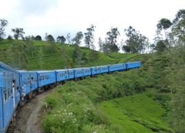 Zájezdy Srí Lanka - vlakem přes čajové plantáže