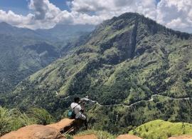soutěska Ella, Srí Lanka