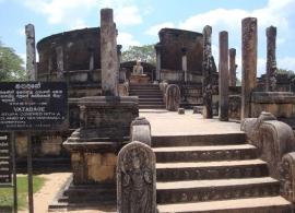 Královské město Polonnaruwa Srí Lanka