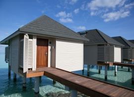 Summer Island Village - vodní vila