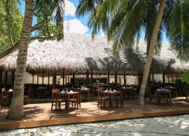 Summer Island Village - restaurace