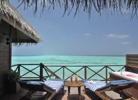 Sun Aqua Vilu Reef Maledivy - Reef vila