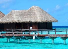 Sun Aqua Vilu Reef Maledivy - Aqua vila