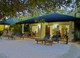 Sun Island resort - bungalov superior