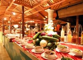 Sun Island resort - hlavní restaurace