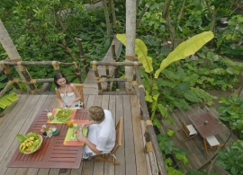 Sun Island resort - restaurace Zero Plus