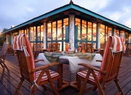 Sun Island resort - italská restaurace
