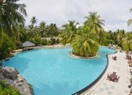 Sun Island resort - bazén