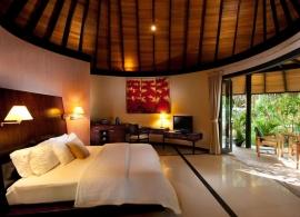 Sun Siyam Iru Fushi - plážová vila eluxed