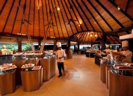 Sun Siyam Iru Fushi - hlavní restaurace Iru