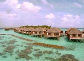 Vakarufalhi Maldives - vodní vily