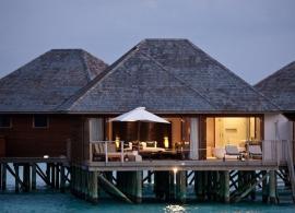 Vakarufalhi Maldives - vodní vila