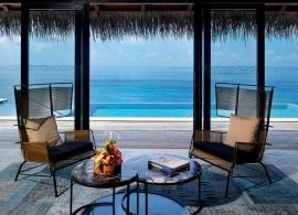 Velaa Private Island - Ocean dům s bazénem