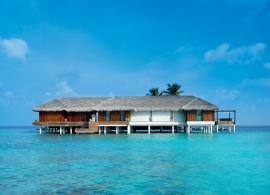 Velaa Private Island - romantická rezidence s bazénem