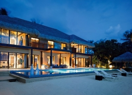 Velaa Private Island - soukromá rezidence
