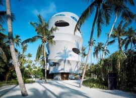 Velaa Private Island - restaurace Tavaru