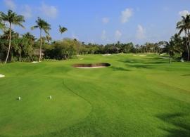 Velaa Private Island - golfová akademie