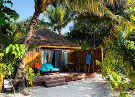 Veligandu - plážová vila