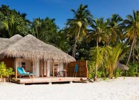 Veligandu - plážová vila s jacuzzi