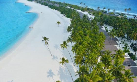 Atmosphere Kanifushi - dovolená Maledivy