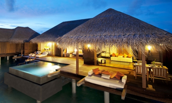 Ayada Maldives - dovolené Maledivy